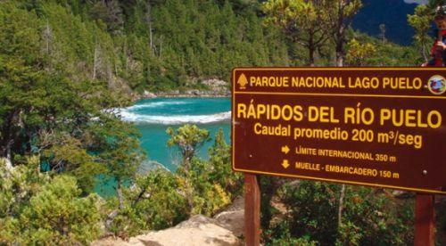 Los Hitos, límite con Chile