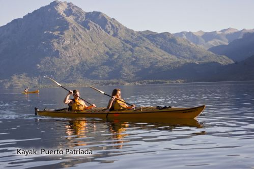 Puerto Patriada, a Puro Kayak