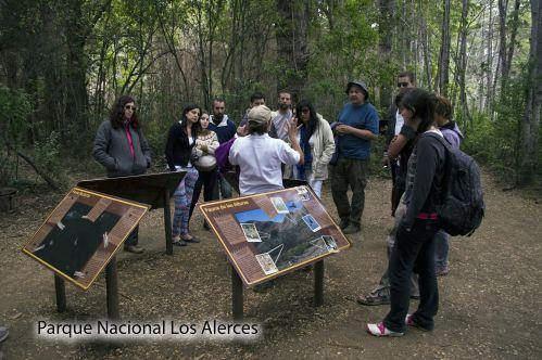 Parque Nacional Los Alerces y Trevelín