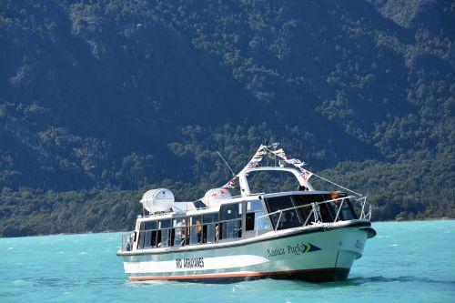 Navegación al limite con Chile – Náutica Puelo